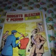 Tebeos: ROBERTO ALCAZAR Y PEDRIN EN EL COCHE FANTASMA. EST1B3. Lote 90714055