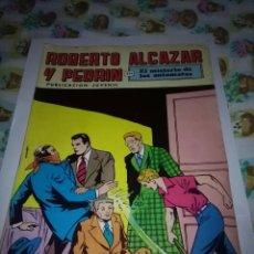 Tebeos: ROBERTO ALCAZAR Y PEDRIN EN EL MISTERIO DE LOS AUTOMATAS. EST1B3. Lote 90714370