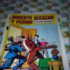 Tebeos: ROBERTO ALCAZAR Y PEDRIN EN LA GRAN AMENAZA. EST1B3. Lote 90714485