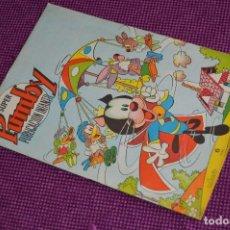 Tebeos: SUPER PUMBY PUBLICACIÓN INFANTIL, Nº 62 - MUY BUEN ESTADO - EDITORIAL VALENCIANA - ANTIGUO, ORIGINAL. Lote 90828310