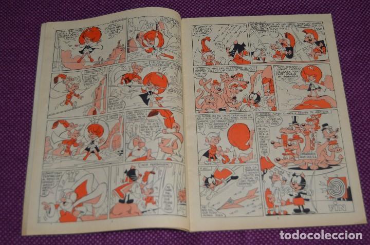 Tebeos: SUPER PUMBY PUBLICACIÓN INFANTIL, Nº 62 - MUY BUEN ESTADO - EDITORIAL VALENCIANA - ANTIGUO, ORIGINAL - Foto 4 - 90828310