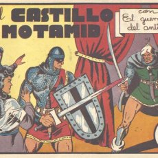 Tebeos: GUERRERO DEL ANTIFAZ Nº22. ORIGINAL. VALENCIANA. MANUEL GAGO. Lote 68064545