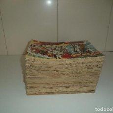 Tebeos: EL PEQUEÑO LUCHADOR. COLECCIÓN COMPLETA 243 TEBEOS HAY 84 TEBEOS SIN ABRIR Y 25 MUNUEVOS Y 79 NUEVOS. Lote 90365344