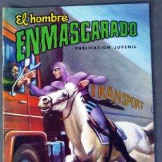 Tebeos: EL HOMBRE ENMASCARADO Nº 11 COLOSOS DEL CÓMIC EDITORA VALENCIANA 1979 PIRATAS DE TRAILERS. Lote 90968155