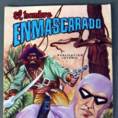 Tebeos: EL HOMBRE ENMASCARADO Nº 35 COLOSOS DEL CÓMIC EDITORA VALENCIANA 1979 EL CUADRO PELIGROSO. Lote 90968215