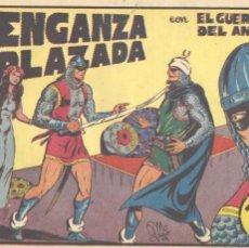 Tebeos: GUERRERO DEL ANTIFAZ Nº27. ORIGINAL. EDITORIAL VALENCIANA. MANUEL GAGO. Lote 67765981