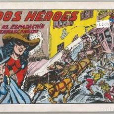 Tebeos: EL ESPADACHÍN ENMASCARADO 2ª EDICIÓN Nº 53 EDITORIAL VALENCIANA 1981. Lote 207535027