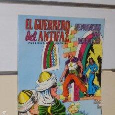 Tebeos: EL GUERRERO DEL ANTIFAZ Nº 222 - VALENCIANA - OFERTA. Lote 91142405