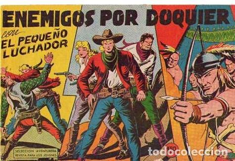 EL PEQUEÑO LUCHADOR (VALENCIANA) Nº 70 (Tebeos y Comics - Valenciana - Pequeño Luchador)