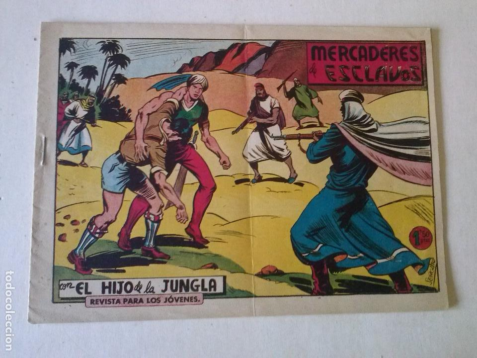 EL HIJO DE LA JUNGLA Nº 62 ,VALENCIANA ORIGINAL ,POR ABRIR (Tebeos y Comics - Valenciana - Hijo de la Jungla)