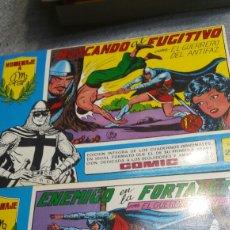 Tebeos: COMICS GUERRERO DEL ANTIFAZ AÑO 1981. Lote 91602912