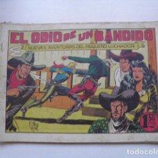 Tebeos: TEBEO DE EL PEQUEÑO LUCHADOR. Lote 91862130