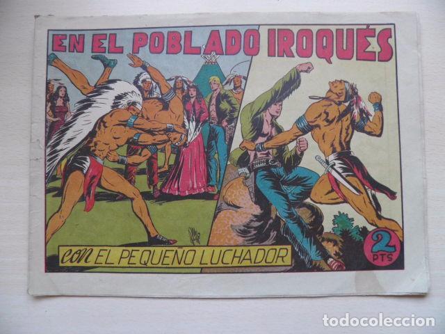 TEBEO DE EL PEQUEÑO LUCHADOR (Tebeos y Comics - Valenciana - Pequeño Luchador)
