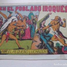 Tebeos: TEBEO DE EL PEQUEÑO LUCHADOR. Lote 91862285