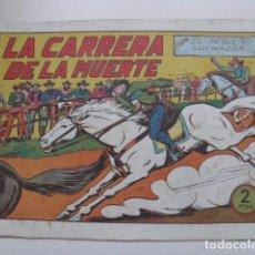 Tebeos: TEBEO DE EL PEQUEÑO LUCHADOR. Lote 91862375