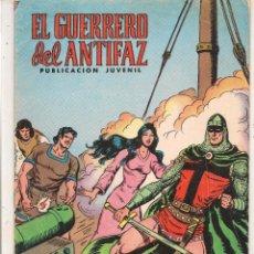 Tebeos: EL GUERRERO DEL ANTIFAZ. Nº 112. LA DERROTA DE SOLIMAN. VALENCIANA (C/A54). Lote 91915935