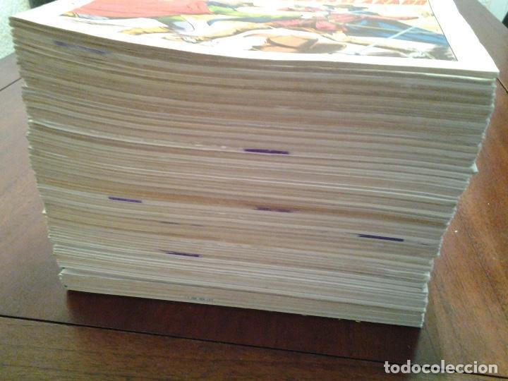 Tebeos: EL ESPADACHIN ENMASCARADO - EDITORIAL VALENCIANA - REEDICION - 84 NUMEROS - MUY NUEVOS - Foto 2 - 92146275