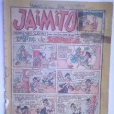 Tebeos: JAIMITO -Nº 680-1962-JOSÉ SANCHIS-ROJAS-PALOP-CERDÁN-NIN-KARPA MUY RARO-REGULAR-6801. Lote 92446350