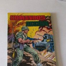 Tebeos: COMANDOS EN ACCION ESCLAVOS EN EL SIGLO XX 1981. Lote 92906355