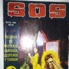 Tebeos: SOS-II ÉPOCA-Nº 6-MARTÍ RIPOLL-F.AMORÓS-E.VAÑÓ-MORENO CASARES-MANUEL GAGO-1980- ORIGINAL-BUENO-6842. Lote 92926163