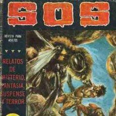 Tebeos: SOS-II ÉPOCA-Nº 23-MARTÍ RIPOLL-S.MARTÍNEZ-MORENO CASARES-EDGAR-E.VAÑÓ -1981-CORRECTO-LEAN-6844. Lote 92933115