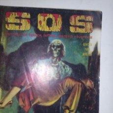 Tebeos: SOS-II ÉPOCA-Nº 52 -PALOP-EL GRAN -MIGUEL QUESADA-S. MARTÍNEZ-BUENO-1983-DIFÍCIL-LEAN-6849. Lote 92941240
