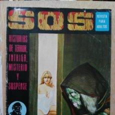 Tebeos: SOS - AÑO I, Nº 23 - EDIVAL 1975 . Lote 92995670