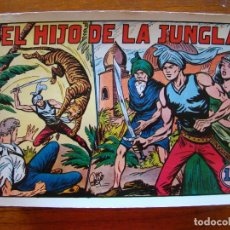 Tebeos: COLECCIÓN COMPLETA EL HIJO DE LA JUNGLA. Lote 245292160