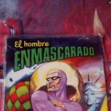 Tebeos: EL HOMBRE ENMASCARADO NUMERO 2 COLOSOS DEL CÓMIC. Lote 93168299