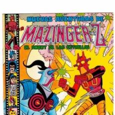 Tebeos: NUEVAS AVENTURAS DE MAZINGER-Z Nº 21 -VALENCIANA 1978-. Lote 93303730
