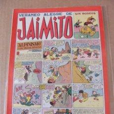 Tebeos: VERANEO ALEGRE DE JAIMITO DE JAIMITO 1,20 PTA Nº 93 EDITORIAL VALENCIANA. Lote 93365760
