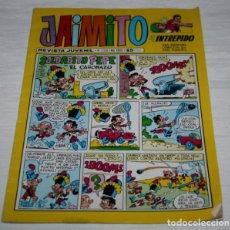 BDs: JAIMITO Nº 1570, REVISTA JUVENIL, 31 ENERO 1981, COMIC TEBEO. Lote 93618845