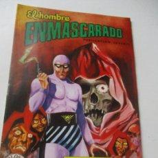 Tebeos: EL HOMBRE ENMASCARADO, Nº. 36- VALENCIANA- 27/VI//1981. Lote 93693470