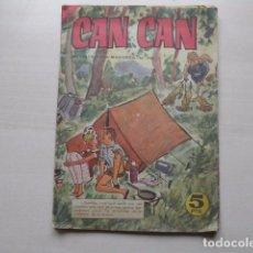 Tebeos: TEBEO DE CAN CAN. Lote 94027075