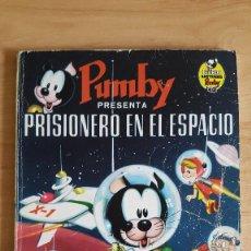 Tebeos: LIBROS ILUSTRADOS PUMBY - PRISIONERO EN EL ESPACIO - VALENCIANA - VER FOTOS ADICIONALES. Lote 94081265