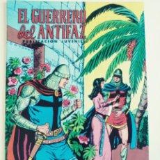 Tebeos: EL GUERRERO DEL ANTIFAZ Nº 76 - ALIKAN ESCAPA - AÑO 1973 ED VALENCIANA. Lote 94110255