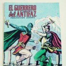 Tebeos: EL GUERRERO DEL ANTIFAZ Nº 156 - SORPRESA A BORDO - AÑO 1975 ED VALENCIANA. Lote 94110840
