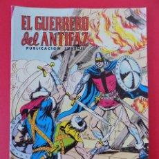 Tebeos: COMIC, EL GUERRERO DEL ANTIFAZ , Nº 284 (AB-SUND EL SANGUINARIO) -AÑO 1977 -...R- 6794. Lote 94434686