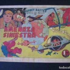 Tebeos: BARNEY BAXTER Nº1 (1951,ED.VALENCIANA). Lote 94462026