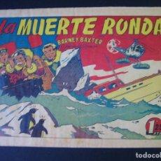 Tebeos: BARNEY BAXTER Nº6 (1951,ED.VALENCIANA). Lote 94462118