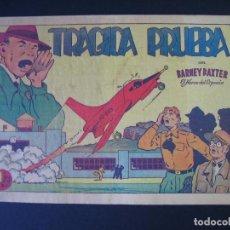 Tebeos: BARNEY BAXTER Nº10 (1951,ED.VALENCIANA). Lote 94462190