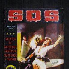 Tebeos: S . O . S. - Nº 5 - SEGUNDA EPOCA - EDICION VALENCIANA.. Lote 94688795