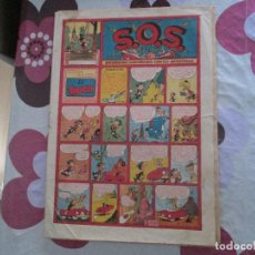 Tebeos: S.O.S. Nº 60. Lote 94749711