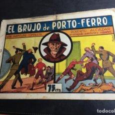 Tebeos: ROBERTO ALCAZAR Y PEDRIN Nº 71 EL BRUJO DE PORTO-FERRO (ORIGINAL ED. VALENCIANA 75 CTS ) (COI31). Lote 94757647