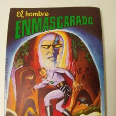 Tebeos: EL HOMBRE ENMASCARADO Nº 4 - EL FALSO HOMBRE ENMASCARADO AÑO 1980 - COLOSOS DEL COMIC- ED VALENCIANA. Lote 94760511