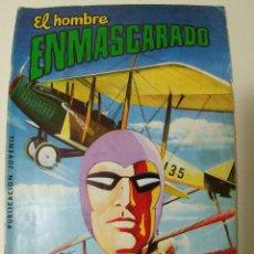 Tebeos: EL HOMBRE ENMASCARADO Nº 16 - LOS PIRATAS DEL AIRE - COLOSOS DEL COMIC - AÑO 1980 - ED VALENCIANA. Lote 94760739