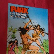 Tebeos: PURK . EL HOMBRE DE PIEDRA. Nº 20. EDITORIAL VALENCIANA.. Lote 94829287
