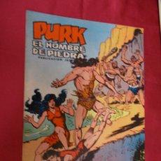 Tebeos: PURK . EL HOMBRE DE PIEDRA. Nº 35. EDITORIAL VALENCIANA.. Lote 94830039