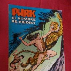 Tebeos: PURK . EL HOMBRE DE PIEDRA. Nº 39. EDITORIAL VALENCIANA.. Lote 94830295