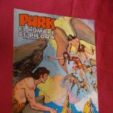Tebeos: PURK . EL HOMBRE DE PIEDRA. Nº 41. EDITORIAL VALENCIANA.. Lote 94830379